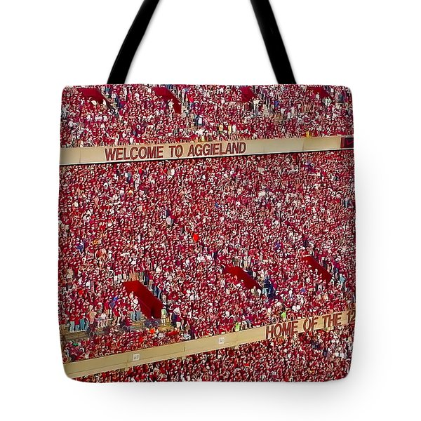 The 12th Man Tote Bag