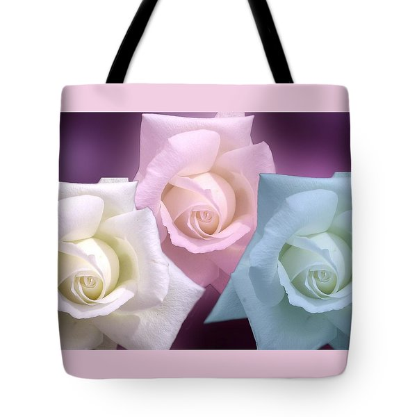 The 3 Graces Tote Bag