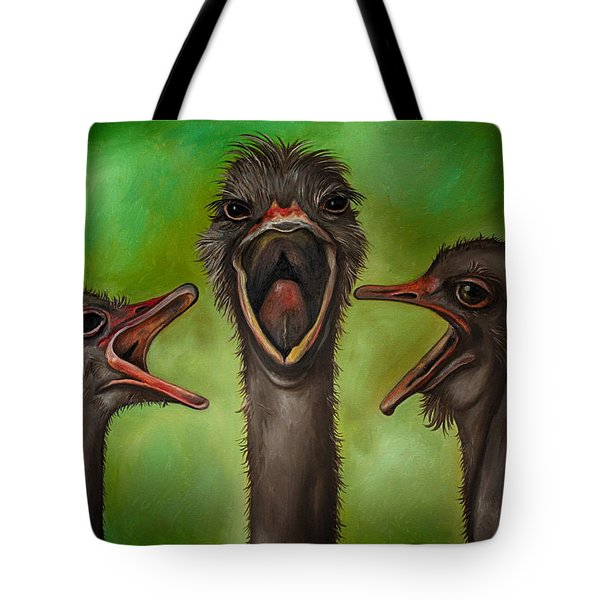 The 3 Tenors Edit 2 Tote Bag by Leah Saulnier The Painting Maniac