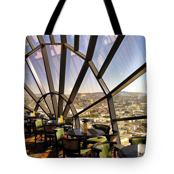 The 39th Floor - San Francisco Tote Bag
