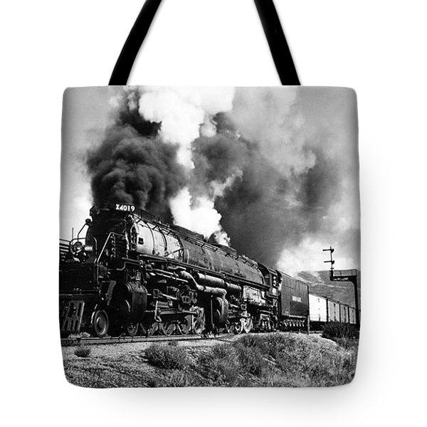 The 4019 Big Boy Tote Bag