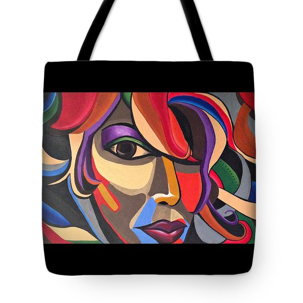 The Abstract Ai Tote Bag