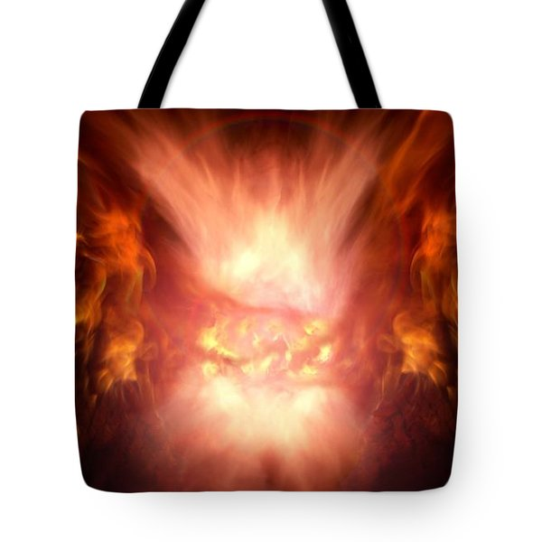Godess Of Faa Tote Bag by Bill Stephens