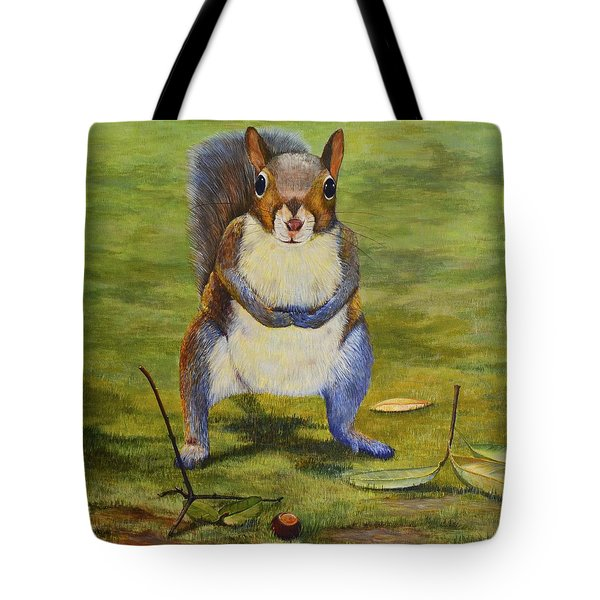The Acorn Tote Bag