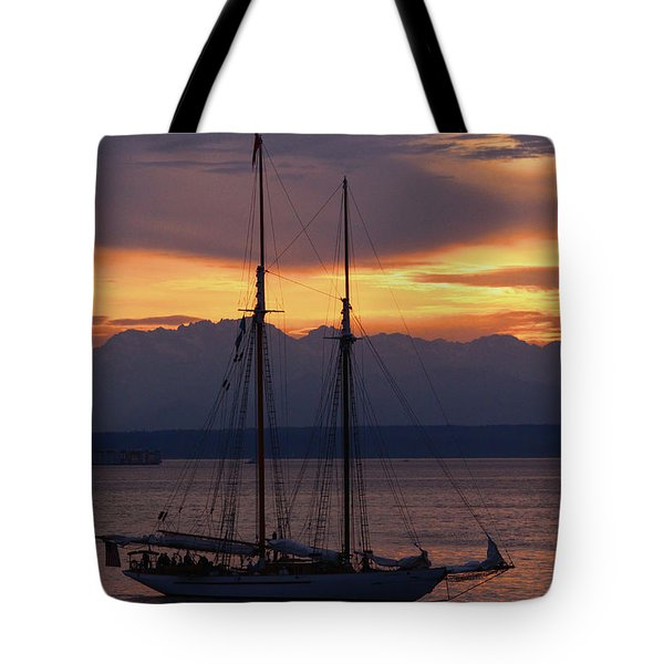 The Adventuress Cruise Tote Bag by Kym Backland