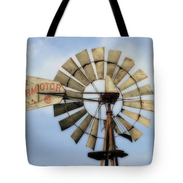 The Aermotor Company Tote Bag