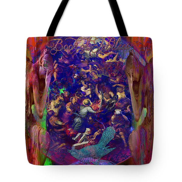 Solar Age  Tote Bag by Joseph Mosley