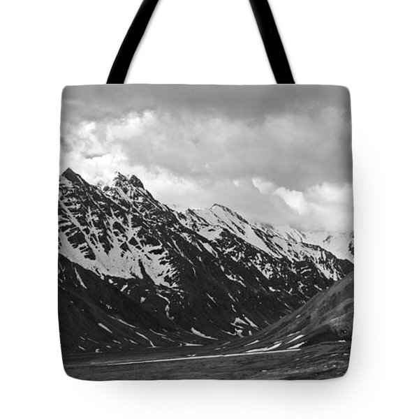 The Alaskan Range Tote Bag
