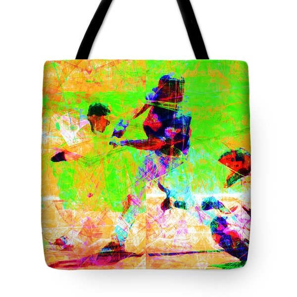 The All American Pastime 20140501 Long Tote Bag
