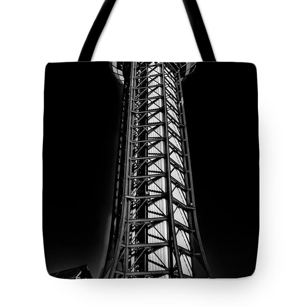 The Amazing Sunsphere - Knoxville Tennessee Tote Bag