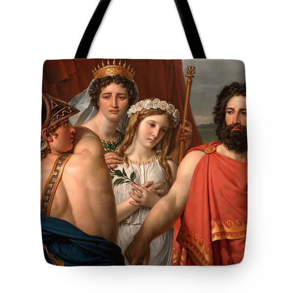The Anger Of Achilles Tote Bag