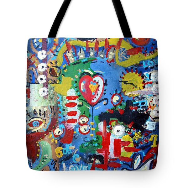 The Answer Tote Bag by Venus