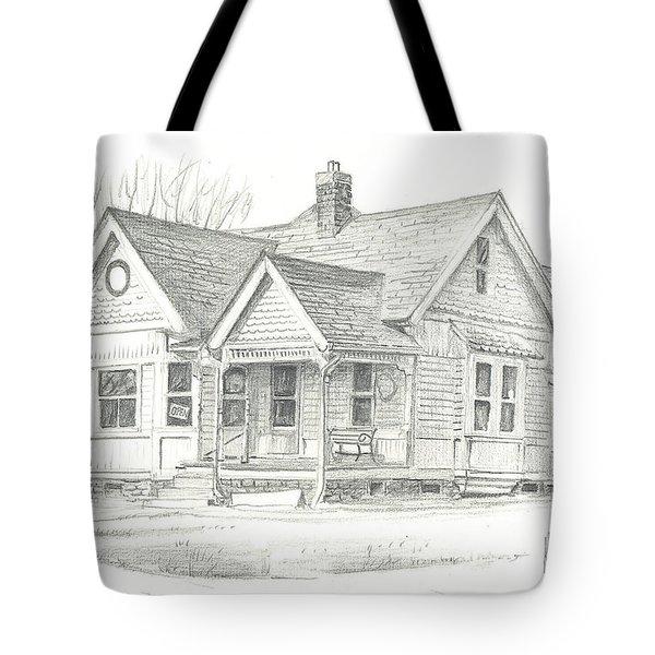 The Antique Shop Tote Bag
