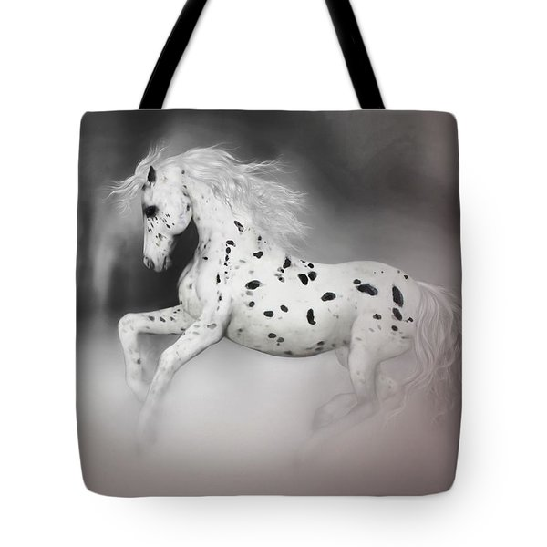 The Appaloosa Tote Bag