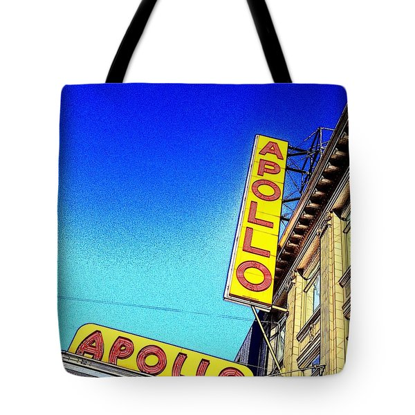 The Apollo Tote Bag by Gilda Parente