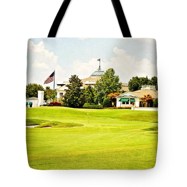 The Approach Tote Bag by Scott Pellegrin