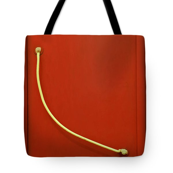 The Arc Tote Bag by Gary Slawsky