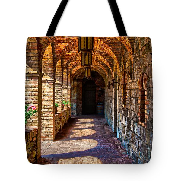 The Arches Tote Bag