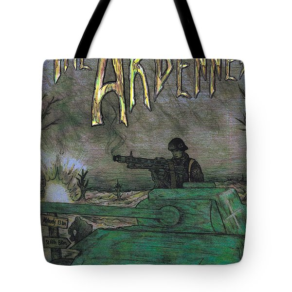 The Ardennes Tote Bag