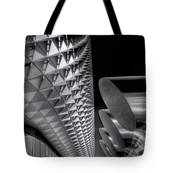 The Armadillo Awakes Tote Bag