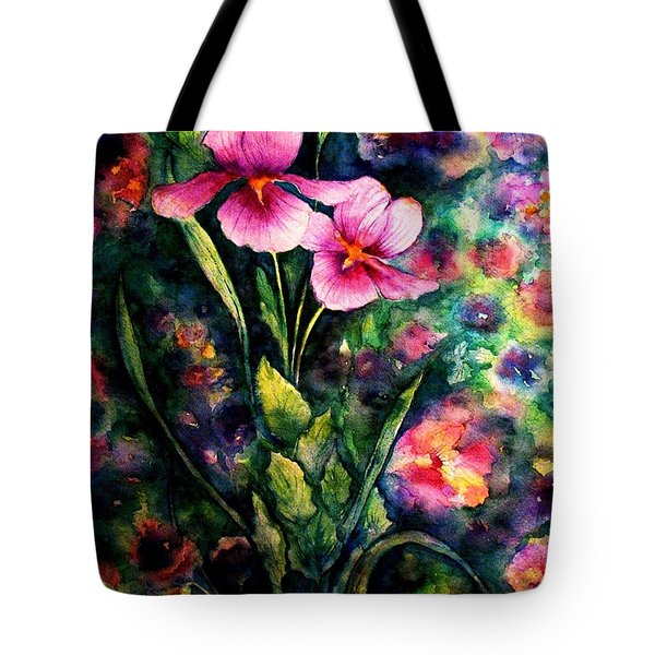 The Aroma Of Grace Tote Bag