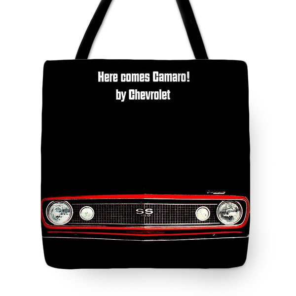 Tote Bag featuring the photograph The Arrival by Benjamin Yeager