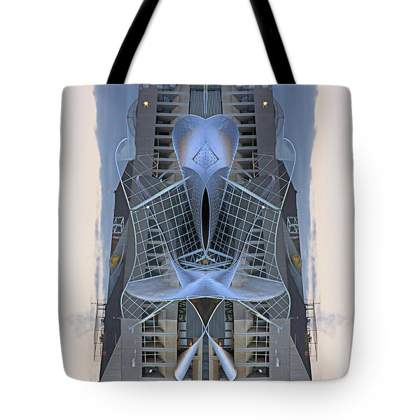 The Art Gallery Tote Bag