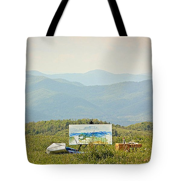 The Art Of Art Tote Bag