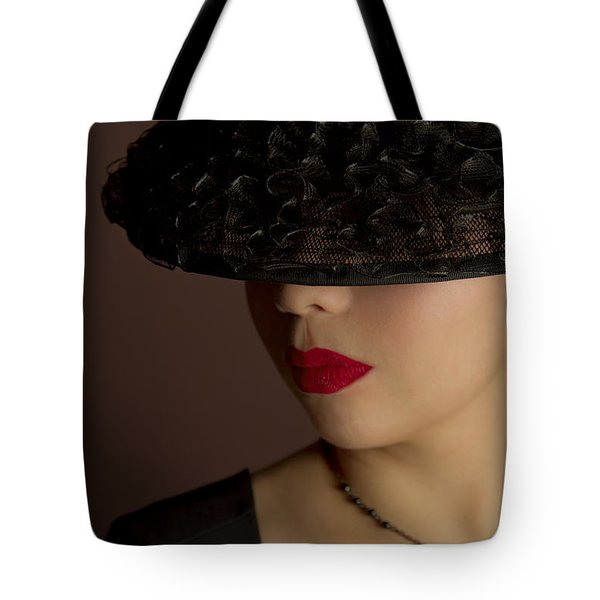 The Art Of Being A Woman Tote Bag by Evelina Kremsdorf