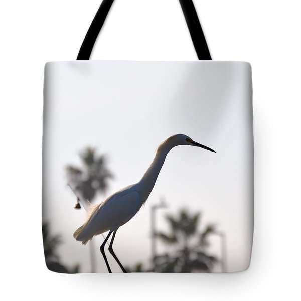 Tote Bag featuring the photograph The Art Of Fishing by Laurie L