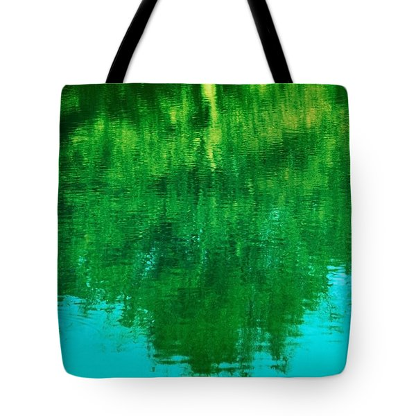 Art Of Nature Tote Bag