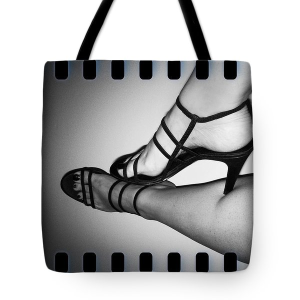 The Art Of Stilettos Tote Bag