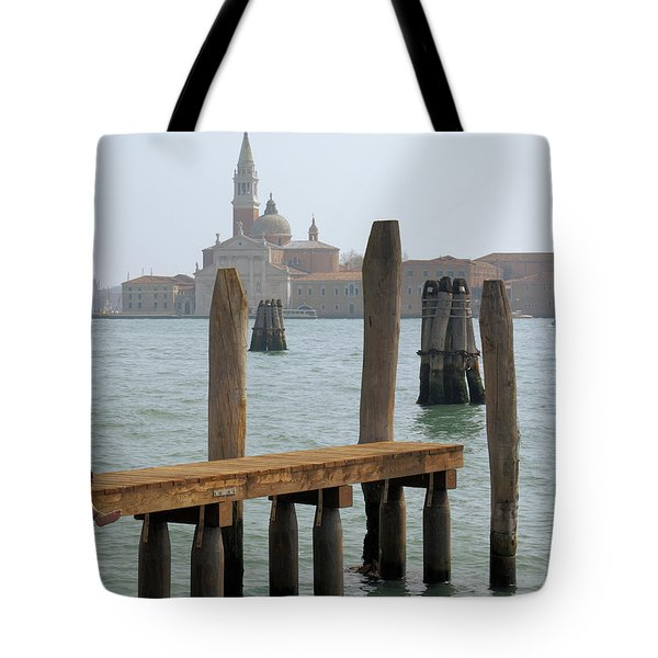 The Artist Tote Bag by Ron Harpham