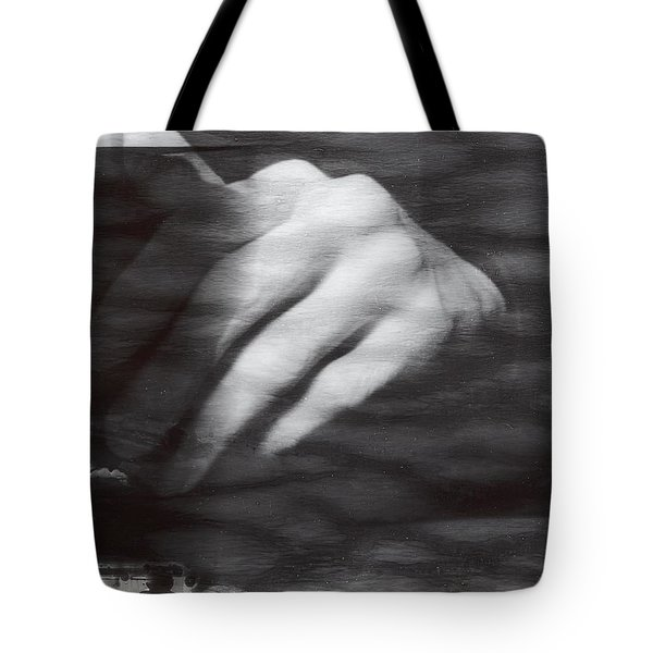 The Artists Hand Tote Bag