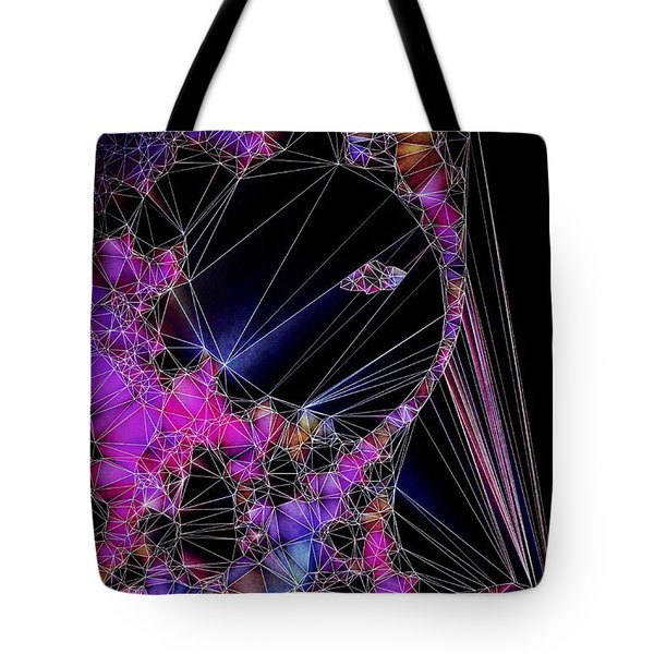 Tote Bag featuring the painting The Artists Soul by Susan Maxwell Schmidt