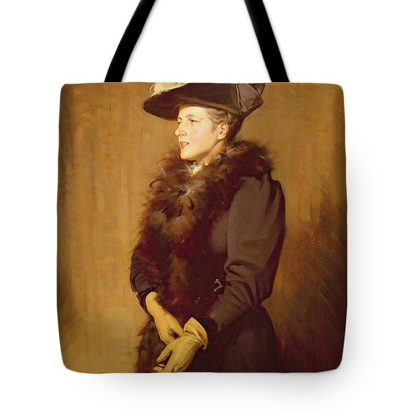 The Artists Wife, 1893 Tote Bag