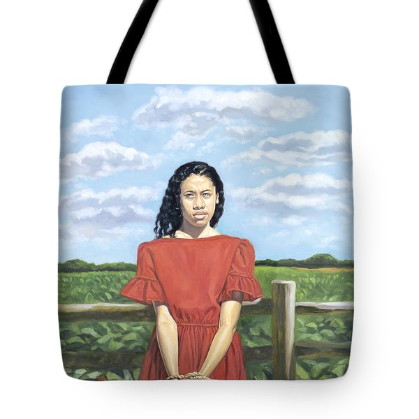 The Auction Block Tote Bag by Colin Bootman