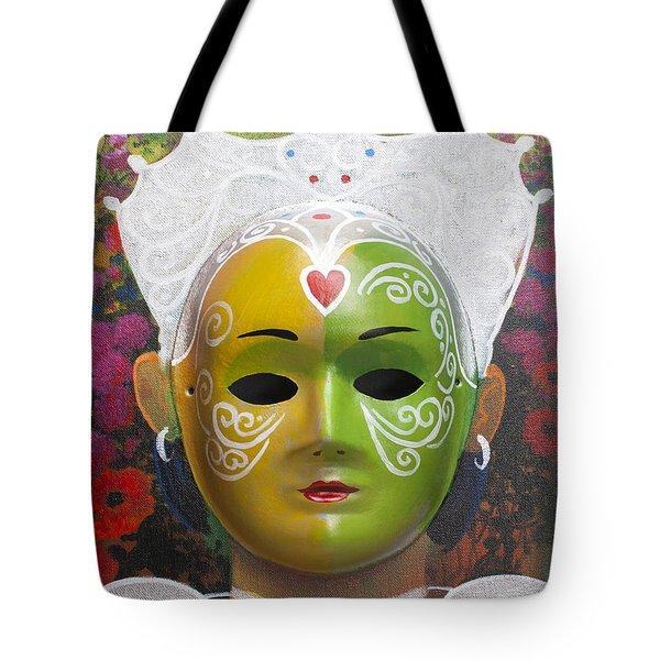 The Autumn Fairy Tote Bag