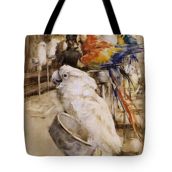 The Aviary, Clifton, 1888 Tote Bag