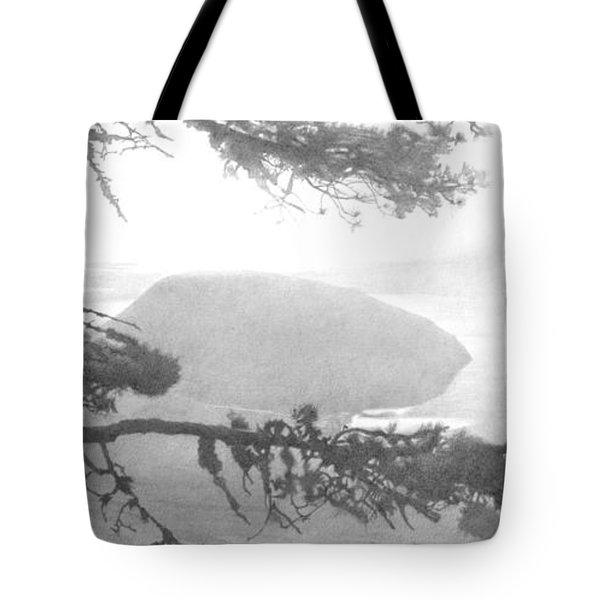 The Ayu-dag Tote Bag