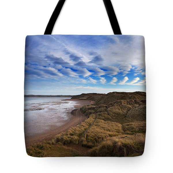 The Backstrand, Tramore, County Tote Bag