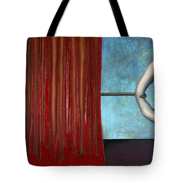 The Bad Act Tote Bag by Kelly Jade King