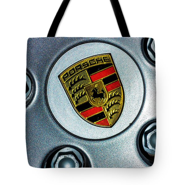 The Badge Tote Bag by Shannon Harrington
