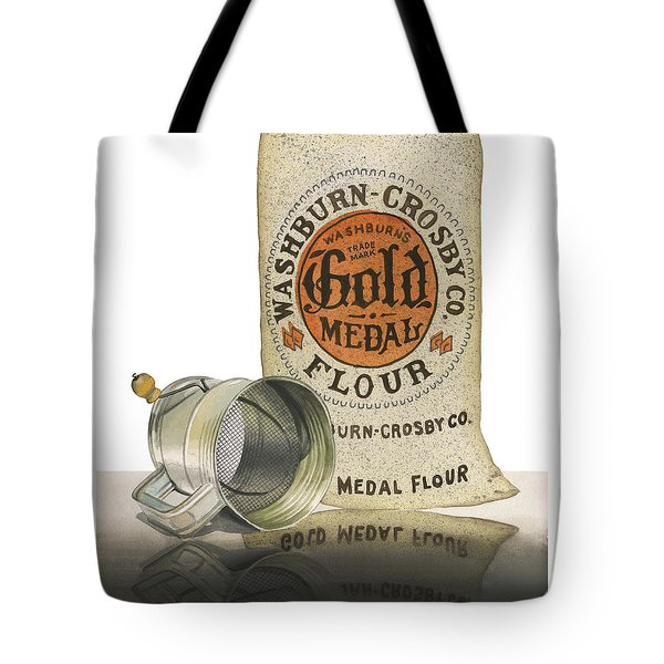 The Bakers Choice Tote Bag
