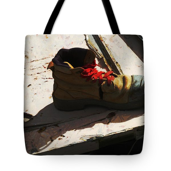 The Ballet Boot Tote Bag