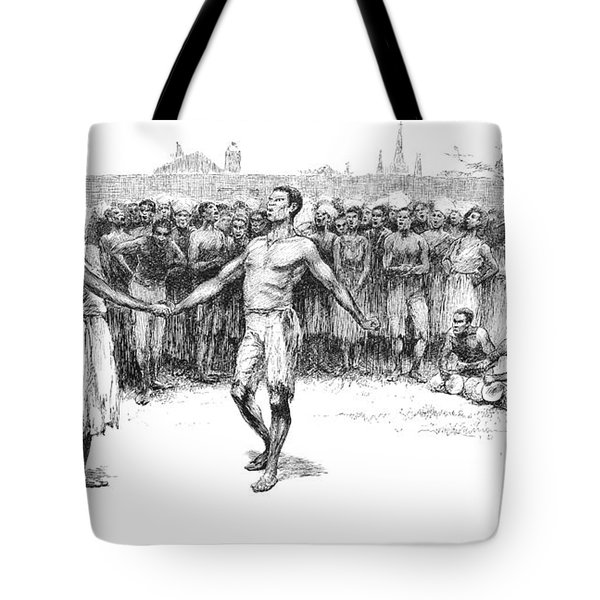 The Bamboula, 1885 Tote Bag