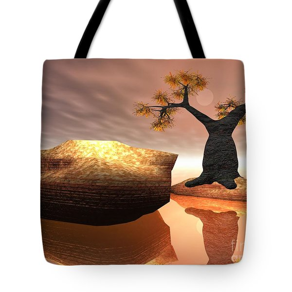 The Baobab Tree Tote Bag