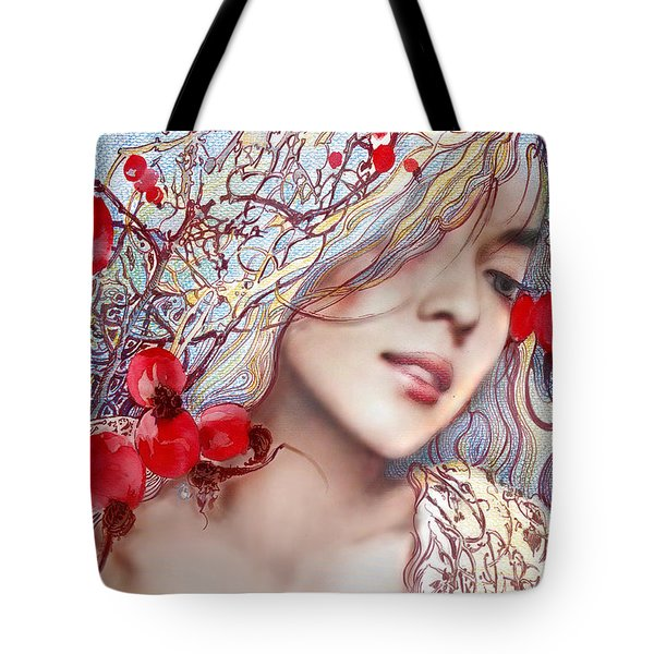 The Barberry Tote Bag