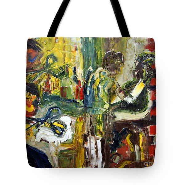The Barbers Shop - 1 Tote Bag