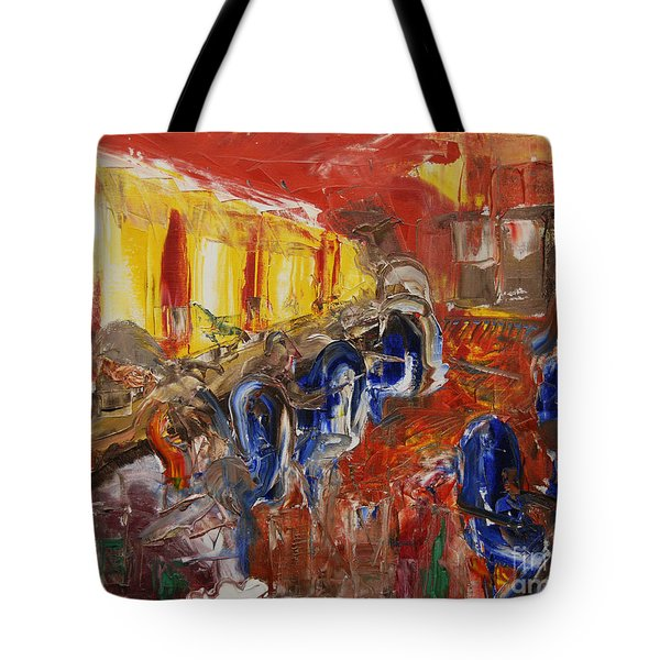 The Barber's Shop - 2 Tote Bag